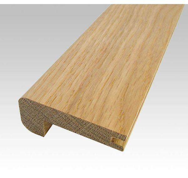 Flooring Accessories U003e Solid Wood Trims U003e Solid Oak Stair Nosing 19mm Thick  ...