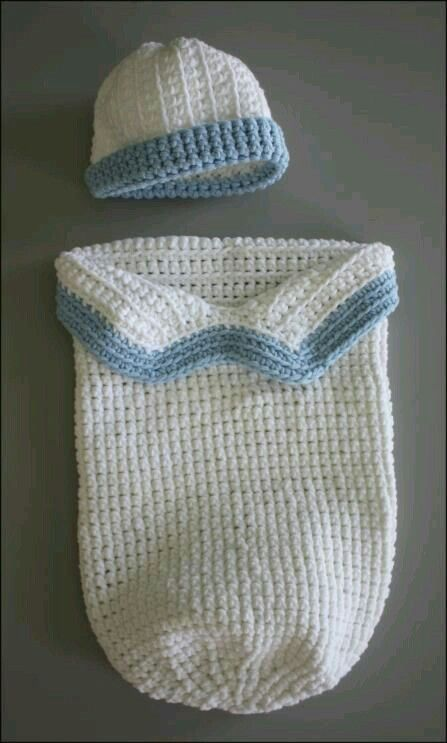 Pin by kathy tirado on baby cocoons buntings pinterest free patterns baby knitted baby cocoons thats crocheted i dont know what the original pinner was talking about dt1010fo