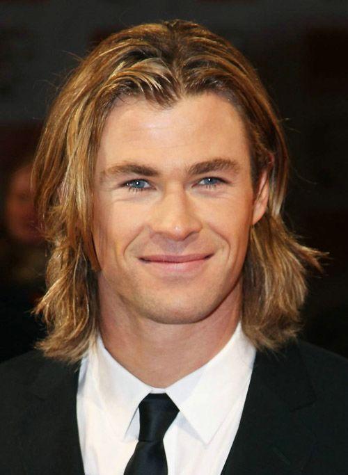 Pleasing Hairstyles Men Wavy Hairstyles And For Men On Pinterest Short Hairstyles Gunalazisus
