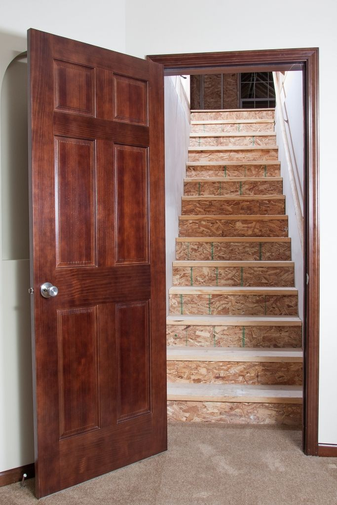Doors To Stairwells Help With Heating And Cooling Of Spaces Could