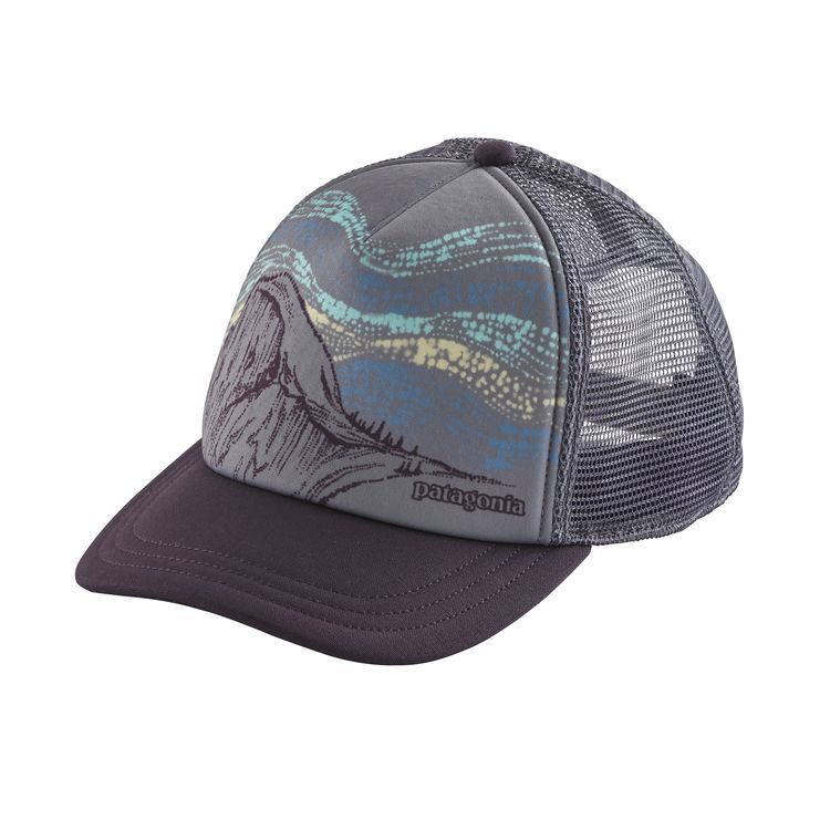 W's Raindrop Peak Interstate Hat, Piton Purple (PTPL