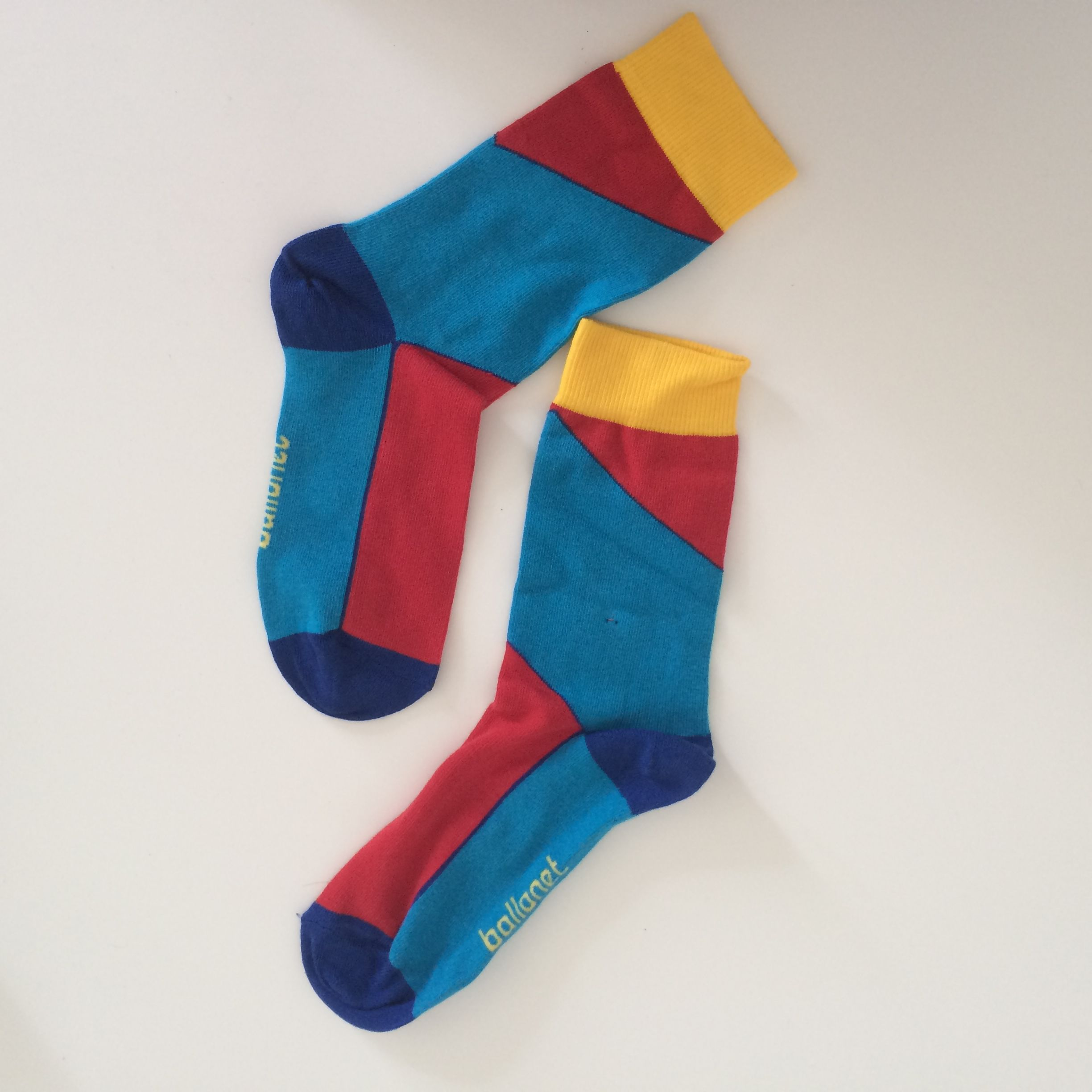 Blue/Red/Yellow