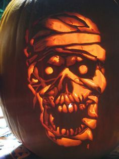 scary pumpkin carving designs - Google Search | Events | Pinterest ...