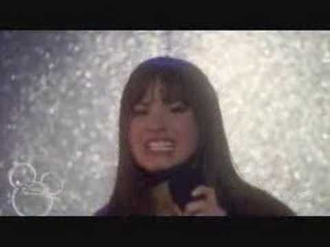 """Demi Lovato: """"This Is Me"""" Scene in Final Jam at the end of Camp Rock. FULL and HQ.    Copyright 2008 Disney Records/Disney Channel.        Thank you to: TheSawRemix for uploading the full video (from which this song was taken from).    LYRICS:    I've always been the kind of girl  That hid my face  So afraid to tell the world  What I've got to s..."""