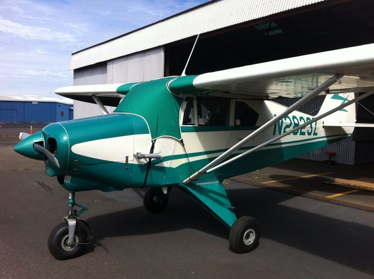 1959 Piper PA-22-150 Tri-Pacer for sale   Details -> http://www.airplanemart.com/aircraft-for-sale/Single-Engine-Piston/1959-Piper-PA-22-150-Tri-Pacer/7689/