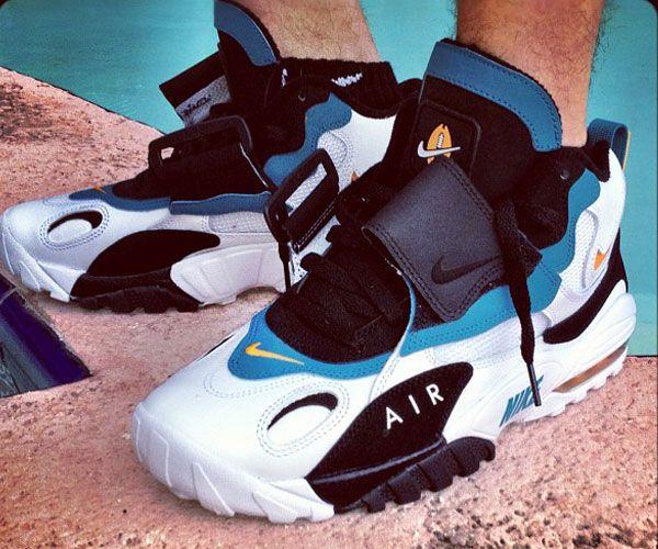 "0c2aec1115 ... Nike Air Max Speed Turf ""Dolphins"" Retro ..."
