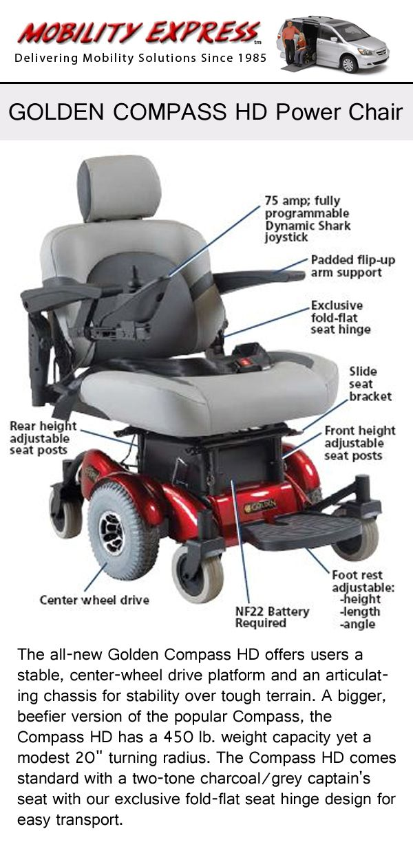 Heavy duty power chairs offer freedom. #wheelchairs #powerchairs ...