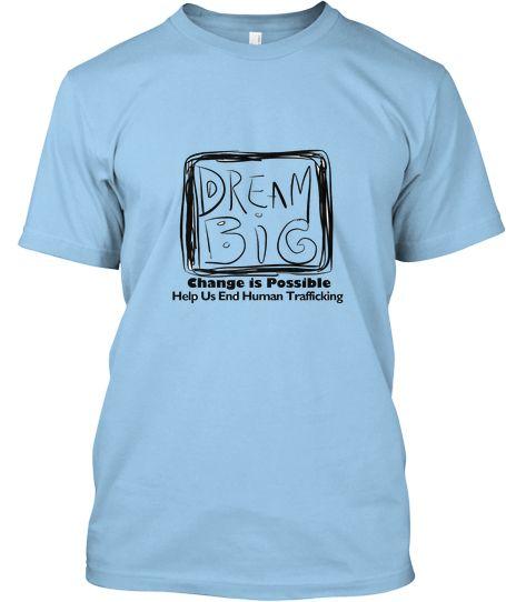 Help 5th Graders Fight Human Trafficking! Dream Big!