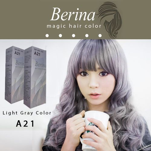 Light Gray Hair Dye Color | Products I Love | Pinterest
