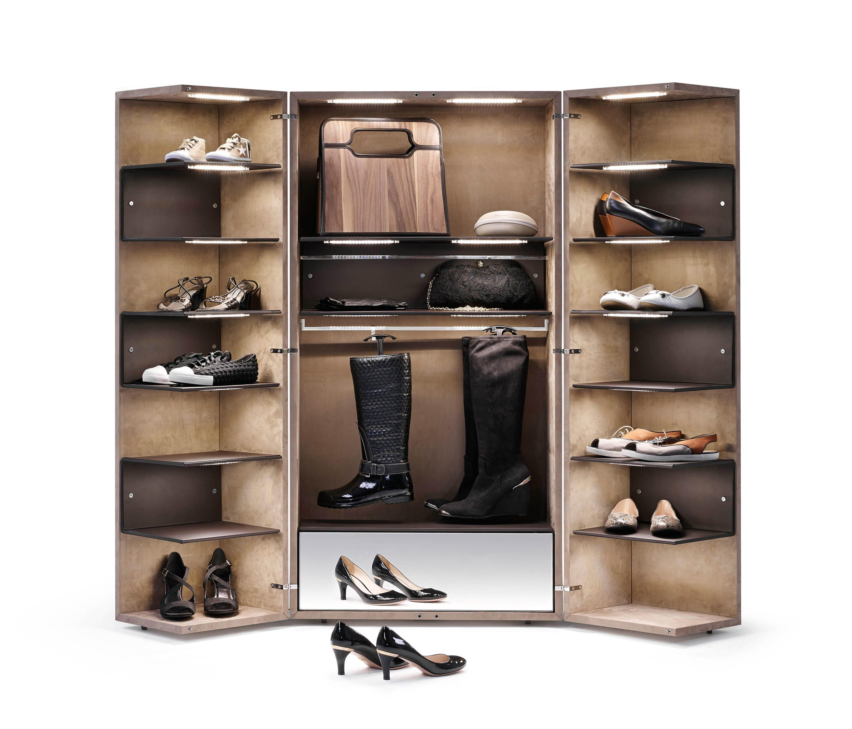 CINDERELLA SHOE CABINET Shoe cabinets