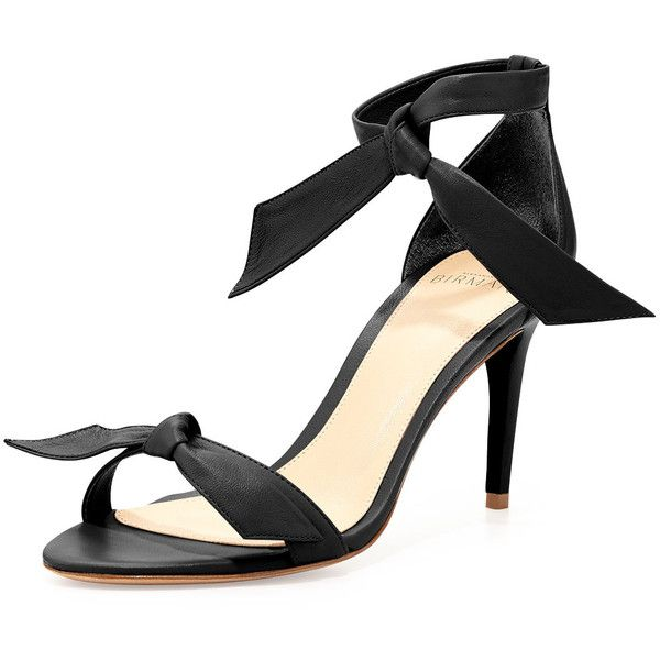 outlet lowest price Alexandre Birman Leather T-Strap Sandals discount new arrival cheap finishline cheap view 6k17H9g9Jt