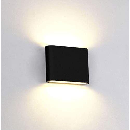 6w Applique Murale Led Interieur Exterieur Etanche Lampe Murale