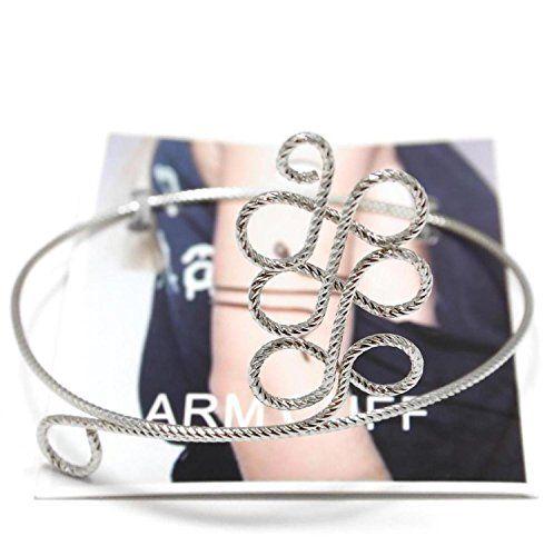 ETCHED Upper Arm Cuff Bracelet / AZMIAB102-SIL Arras Creations http://www.amazon.com/dp/B00W0N11DK/ref=cm_sw_r_pi_dp_dx.kvb0R020TV