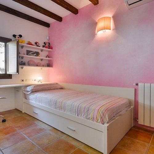 can llosas de dalt san carlos bedroom 4 with single bed villa can