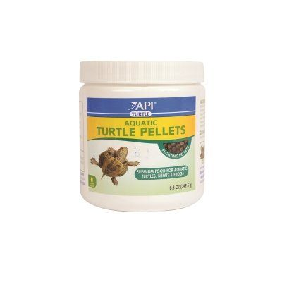 MARS FISHCARE NORTH AMERICA, - AQUATIC TURTLE FOOD 8.8OZ AQUATIC TURTLE FOOD 8. 8OZ API Turtle Aquatic Turtle Food. Floating pellets; premium food provides essential nutrition.  #Mars_Fishcare_North_America #Pet_Products