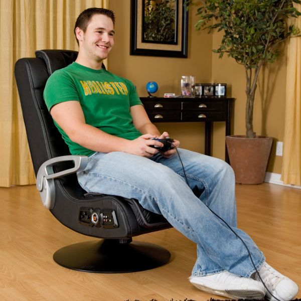 Comfortable X Rocker Pro Series Wireless Game Chair Gaming Chair
