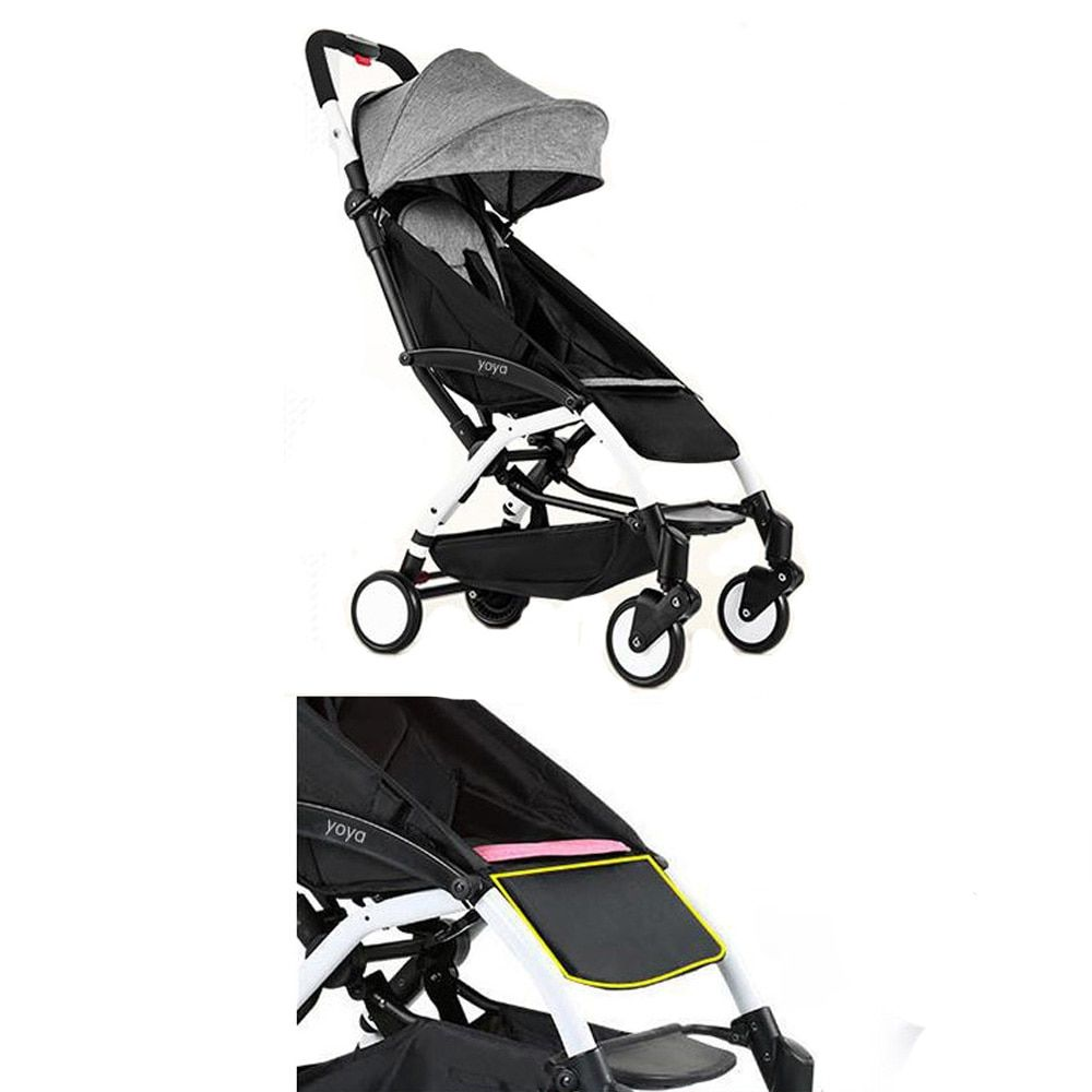 YOYA Stroller Lightweight Baby Stroller 175 Degree Folding