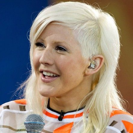 1000+ images about Ellie Goulding Hair on Pinterest
