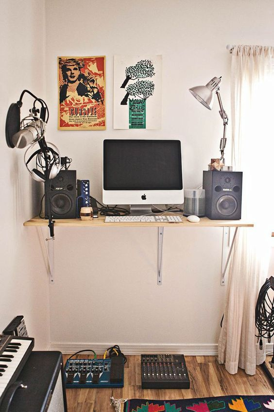 Check Out This Massive List Of Home Studio Setup Ideas Filter