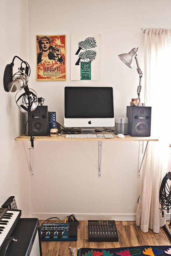 151 Home Recording Studio Setup Ideas Home Recording Pinterest