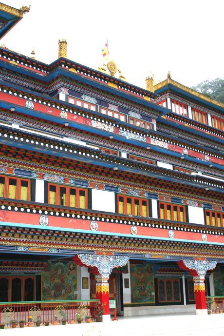 Druk Thubten Sangag Choling Darjeeling India Relics Pinterest