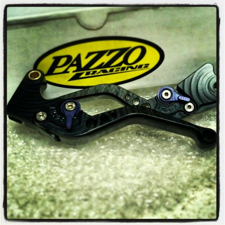 Pazzo shorty levers, every sport bike needs these
