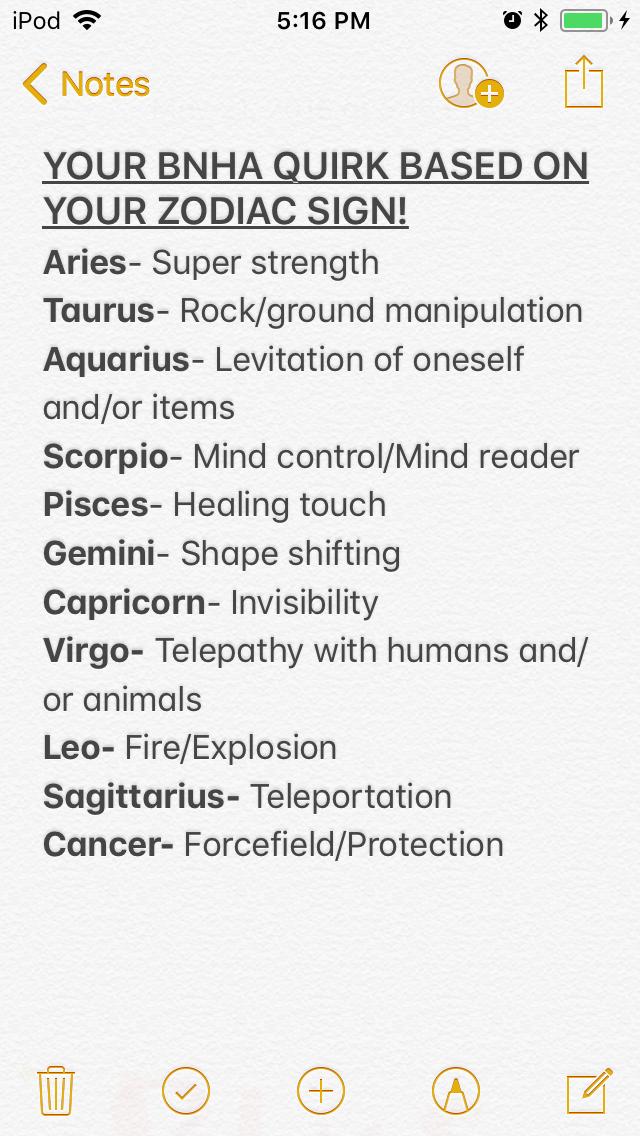 Pin By Mallory Tidwell On Zodiac Signs My Hero Academia Mental Manipulation My Hero