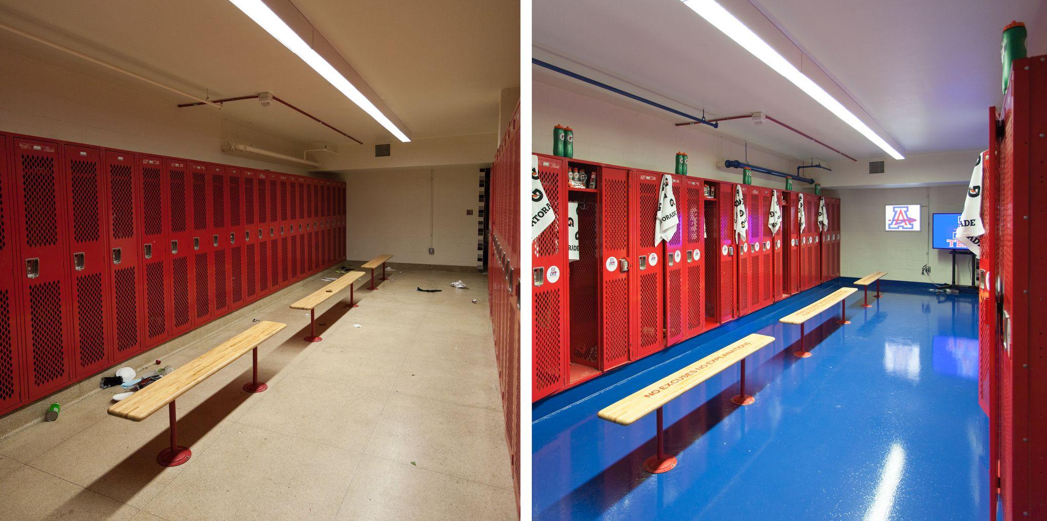 high school locker room Google Locker Room Pinterest