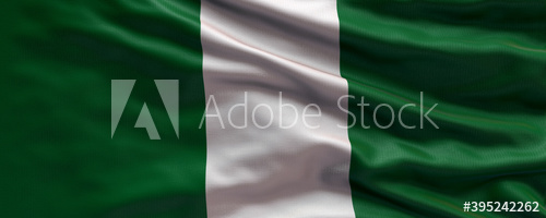 Waving Flag Of Nigeria Flag Of Nigeria 3d Flag Background Buy This Stock Illustration And Explore Similar Flag Background Nigeria Flag Stock Illustration