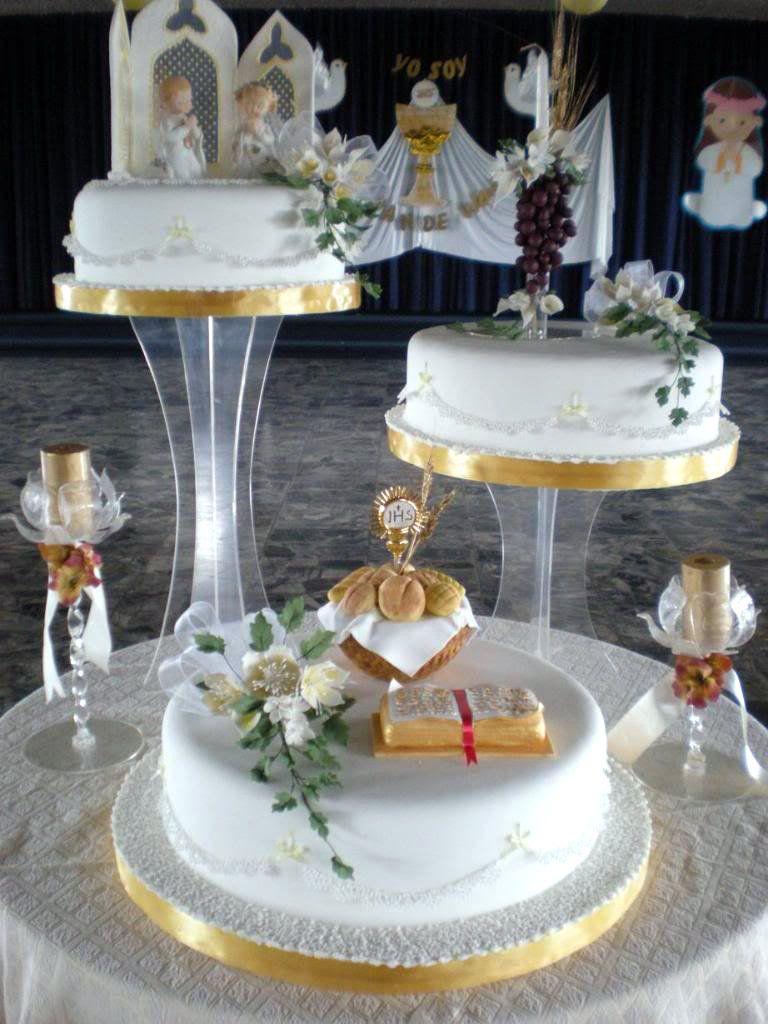 tortas de primera comunion lima peru