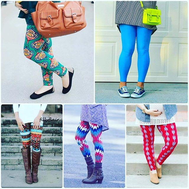 If you're ever wondering what shoes to wear with leggings, here you go!  Personally, I love myself some Toms (not shown)!