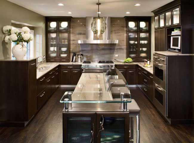 Top 25 Kitchen Trends for 2015 Cocinas, Cocina moderna y Cocina