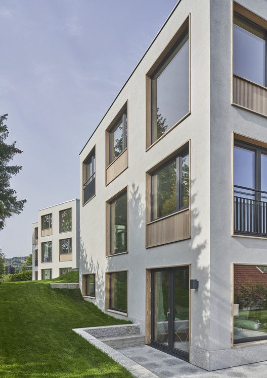 Gallery of Tennisveien Villa Apartments / R21 Arkitekter  – 7