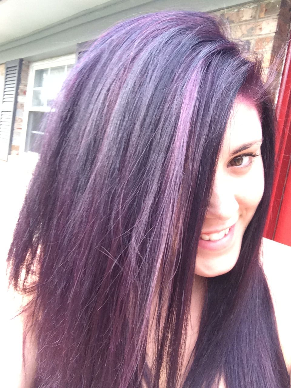 Blue Midnight hair color manic panic pictures exclusive photo