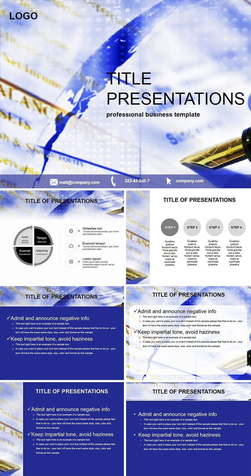 Documents Legal Powerpoint Template Template