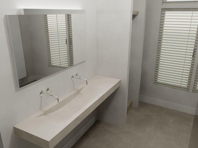 Mortex Badkamer Onderhoud : Beton cire badkamer google zoeken badkamer