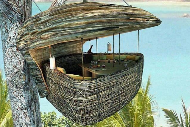 Le case sugli alberi piu 39 belle e particolari del mondo for I piu bei interni di case