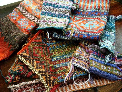 DSC01853 | Fair isles and Fair isle knitting
