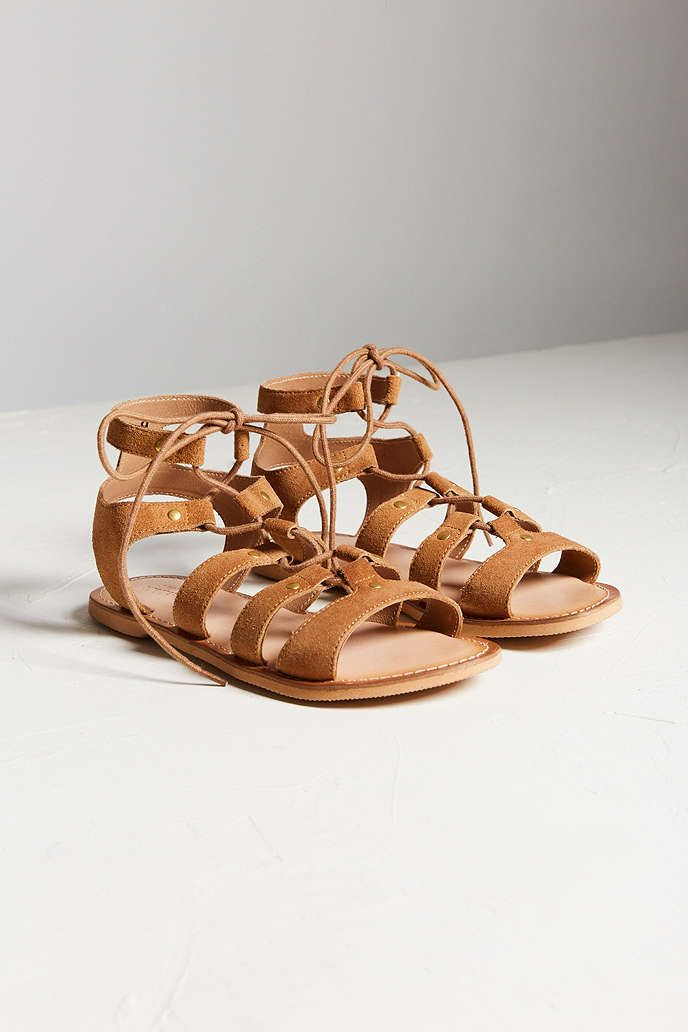 Willow Suede Gladiator Sandal - Urban Outfitters
