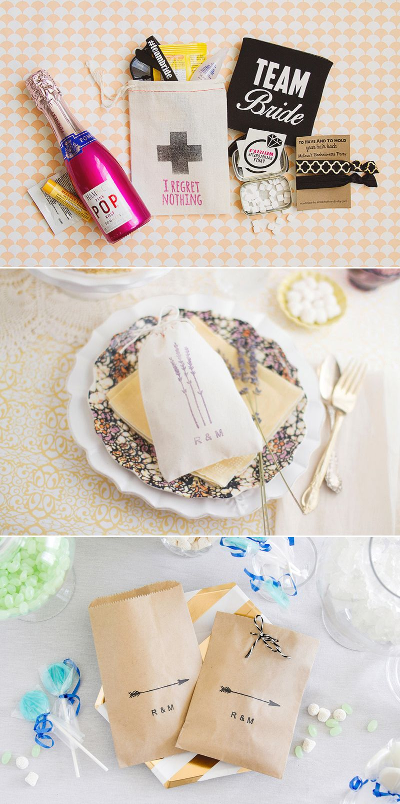 Make It Look Pretty! 23 Wedding Favor Boxes and Packaging Your ...