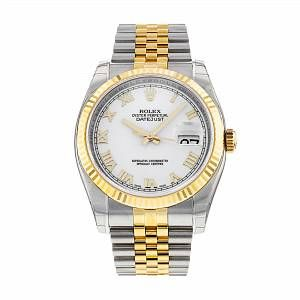 Pre-Owned Rolex Datejust 116233 #rolexdatejust