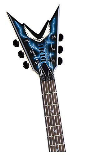 dimebag guitar lightning