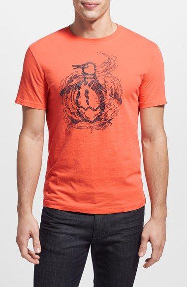 Men's Original Penguin 'Water Pete' Graphic T-Shirt