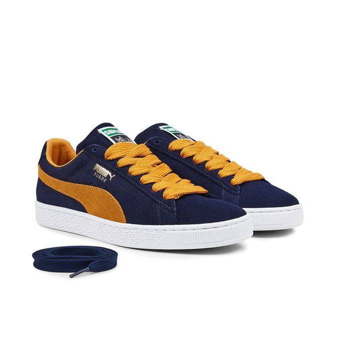 the latest d4cf9 2c826 Suede Super | S N K R S | Puma suede, Suede trainers, Trainers