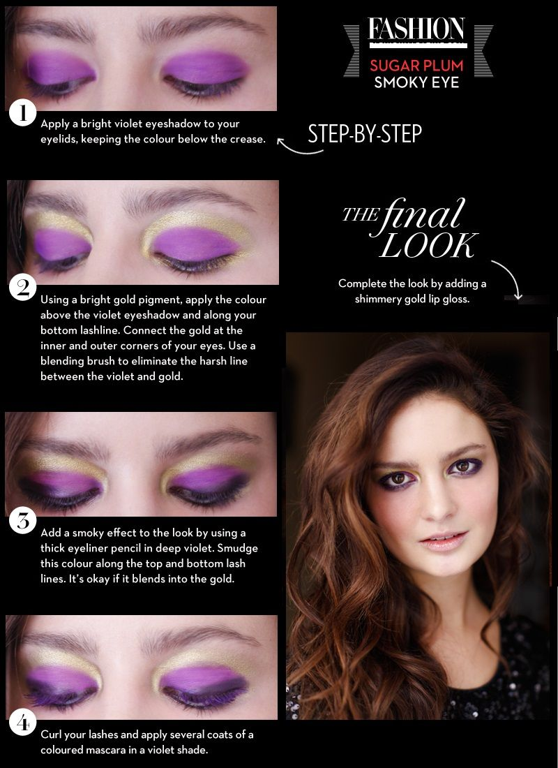 How to do party makeup step by step make up pinterest makeup how to do party makeup step by step baditri Image collections