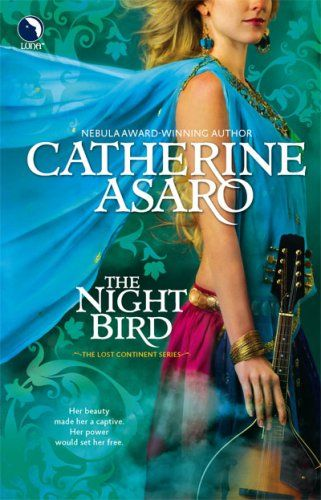 The Night Bird (Lost Continent) by Catherine Asaro,http://www.amazon.com/dp/0373802684/ref=cm_sw_r_pi_dp_q-B5sb035TH162RX--I own the book