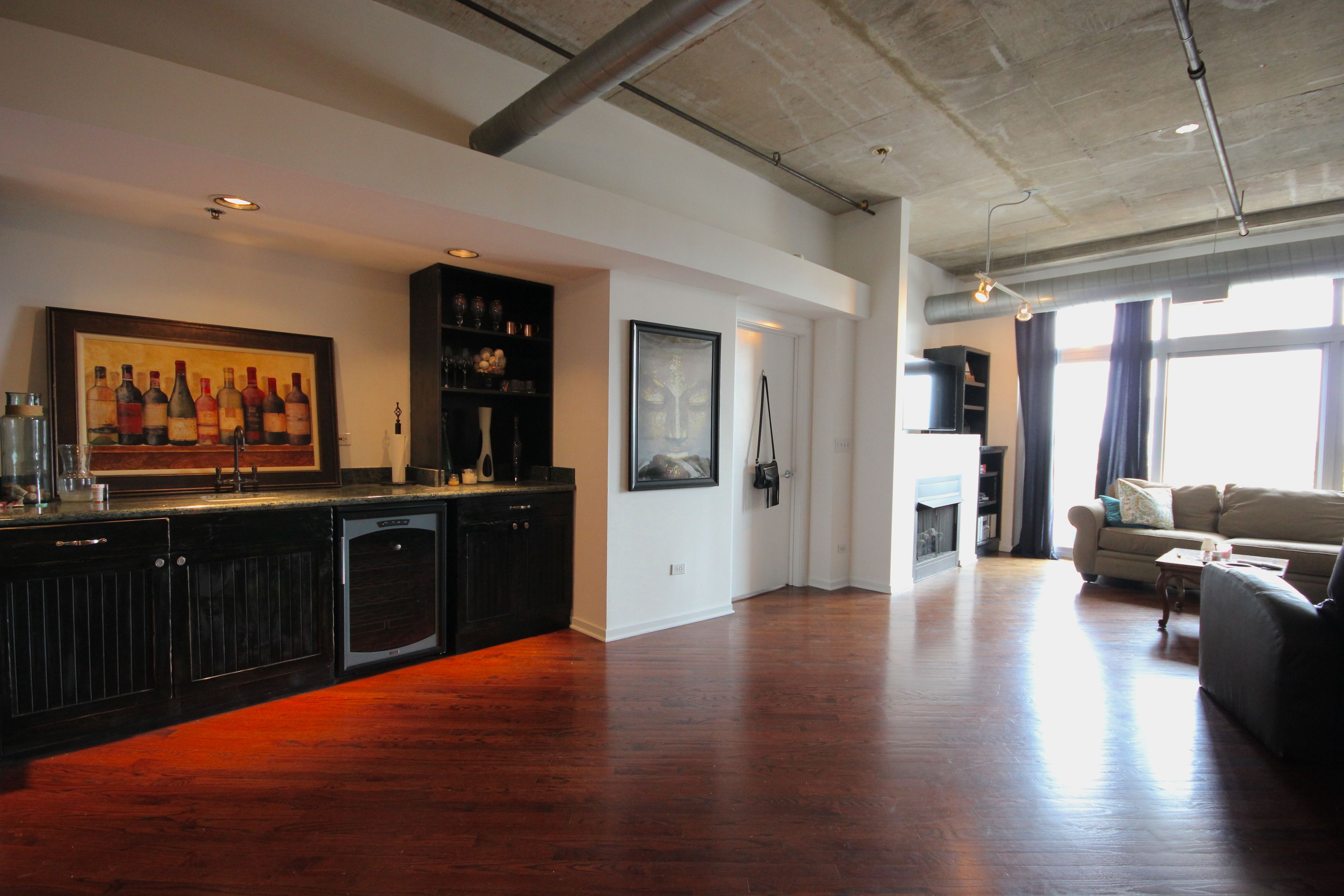 Lofts are 100 my favorite style open space high