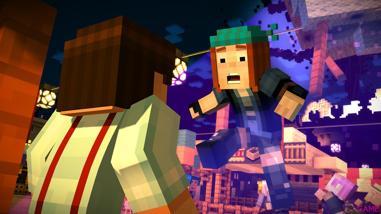 Minecraft Story Mode The Complete Adventure Pinterest - Minecraft kostenlos spielen ios