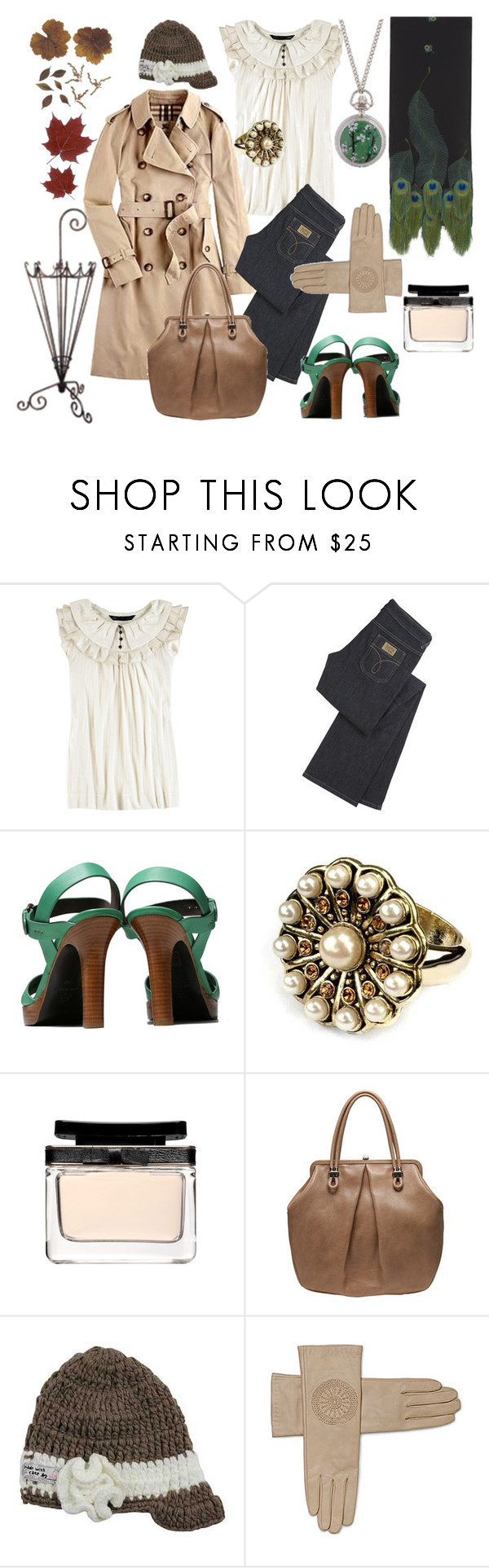"""""""Jane"""" by marcipancic ❤ liked on Polyvore featuring Marc by Marc Jacobs, LULUS, Burberry, See by Chloé, Scorah Pattullo, Monsoon, Marc Jacobs, Alexander McQueen, Volcom and Kenneth Cole"""