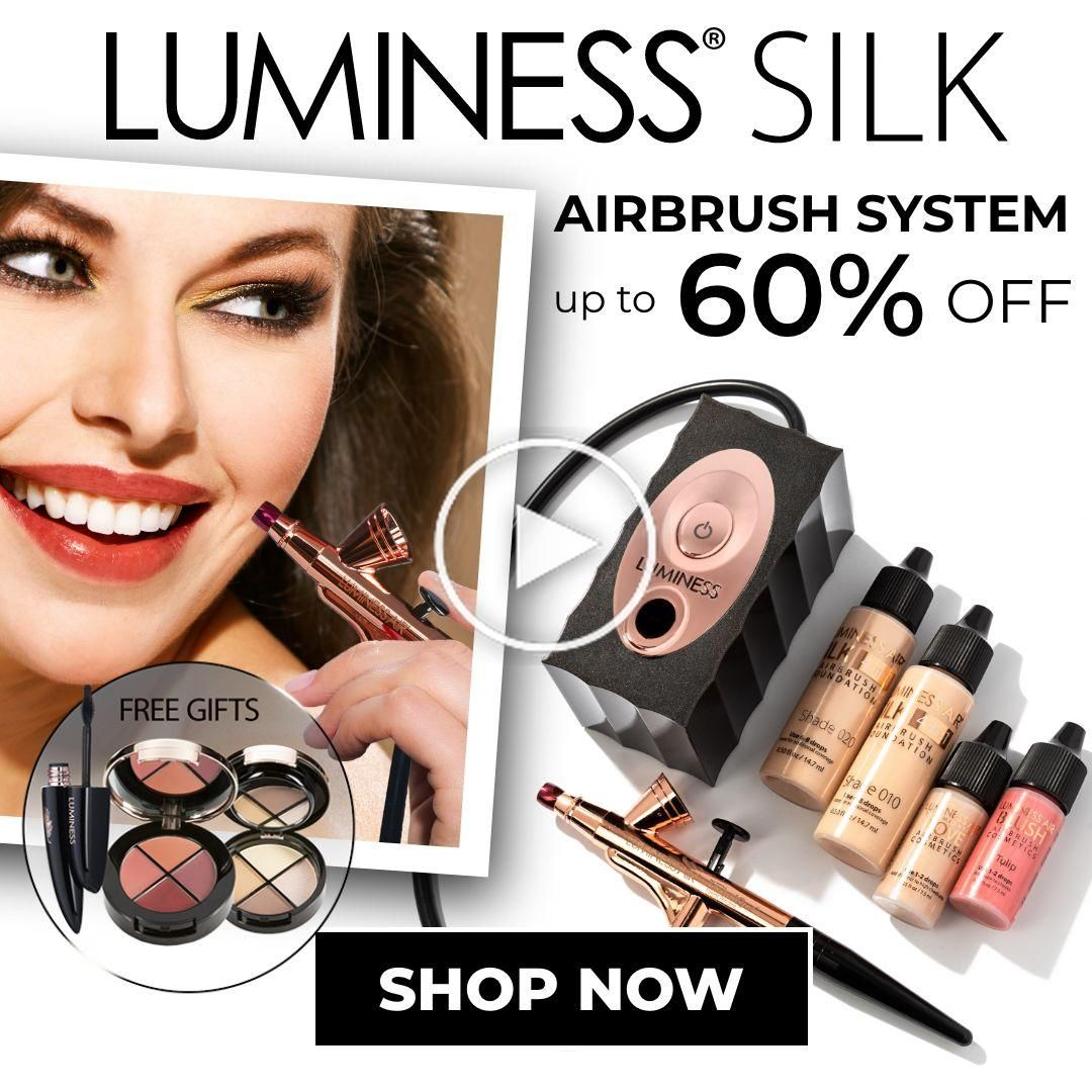Perfektní Duo pro bezchybný makeup! in 2020 Airbrush